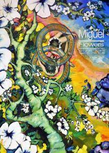 affiche-paint-miguel-flowers