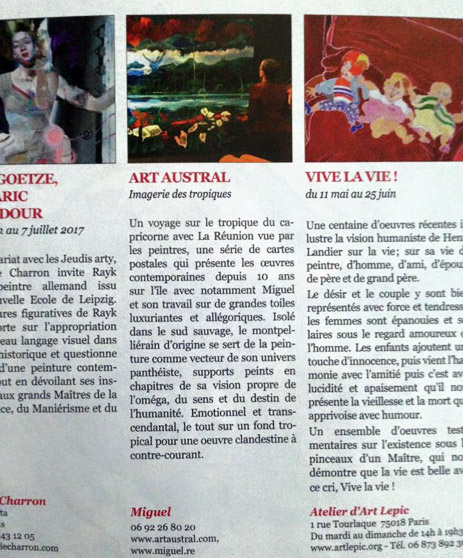 article-miguel-reunion-beaux-arts-magazine