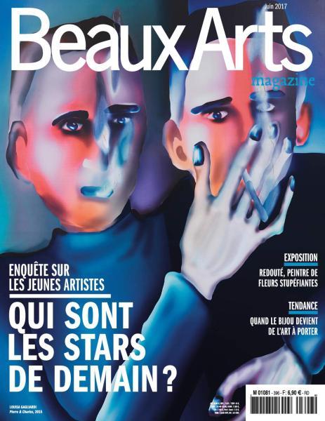 beaux arts magazine juin 2017